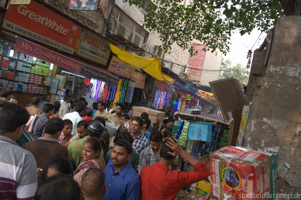 Delhi, die Zweite