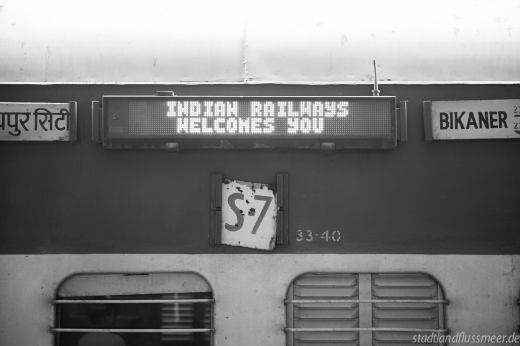 Indian Railways und das Kölner Grundgesetz