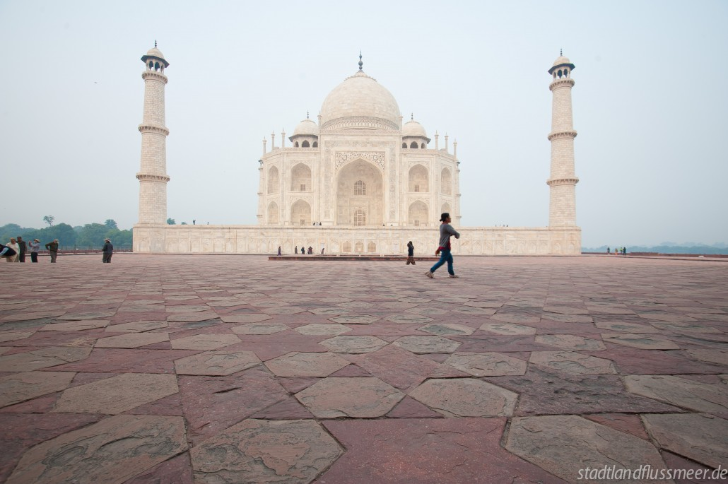 Agra – Taj Mahal