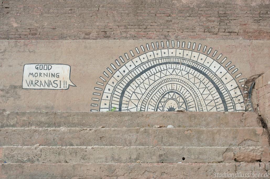 Varanasi, ein heiliger Ort zum sterben
