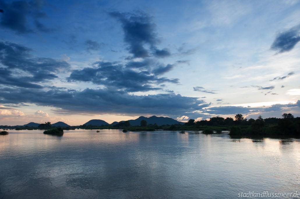 Willkommen auf den 4000 Inseln (Si Phan Don)!